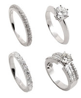 rings - product photography